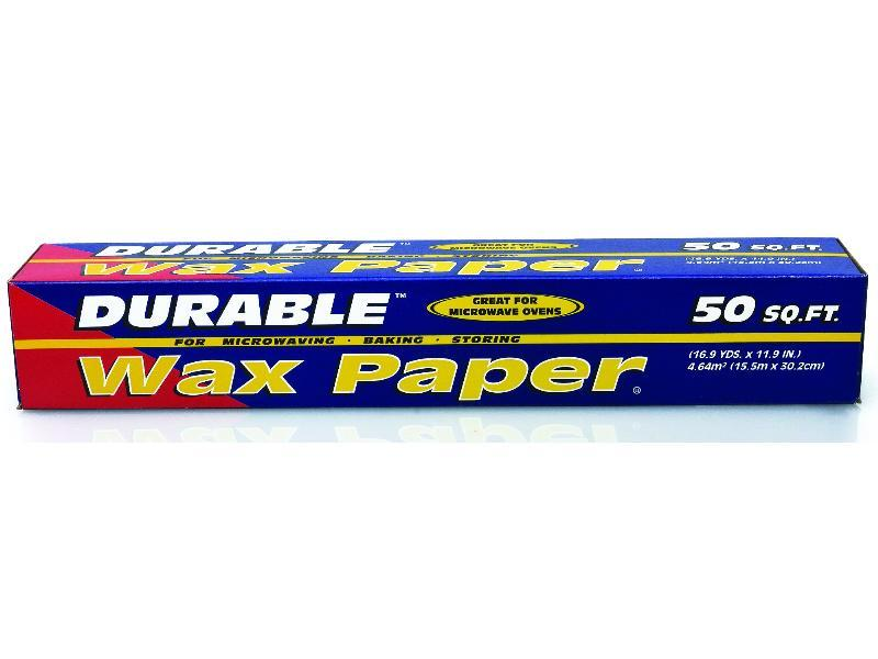 where to buy waxed paper Be in the know get up-to-date information on weekly flyer features, rollback & clearance items, exclusive products, and walmart offers you can unsubscribe at anytime.