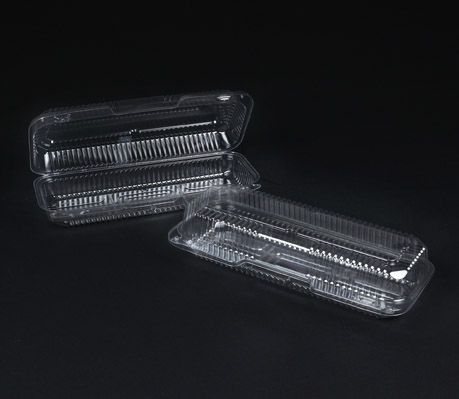 small plastic containers duralock clear hinged lid containers